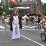 The Philly Naked Bike Ridekicks off this weekend atMartin Luther King Drive, just beyondthe Sweetbriar Drive intersection. There, nude-happy guests will enjoy a host of pre-ride activities, like body painting and a mechanical area for any bike fixes. The ride kicks off at 3 pm. They'll meanderalong the Schuylkyll, loop around 30th Street Station, Rittenhouse Square Park and City Hall and end up at Jefferson Square Park. Afterward, the riders and guests will meet for a handful of after parties, including the Warehouse, the Bike Stop and Shenanigans. More information can be found here. Saturday, August 29th, 12:30 pm (pre-activities), 3 pm (ride), after parties into the night.