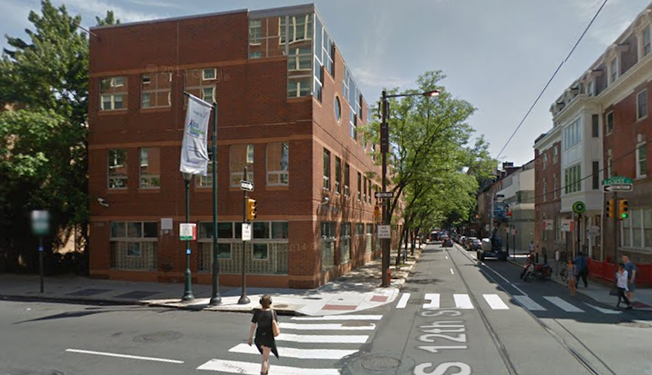 Planned Parenthood's offices in Center City. (Google Streetview)