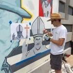 pope-francis-dirty-franks-mural-lauren-vidas