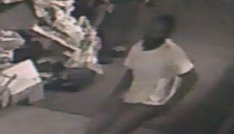 The suspect in a Queen Village attack (Photo via Philadelphia Police Department)