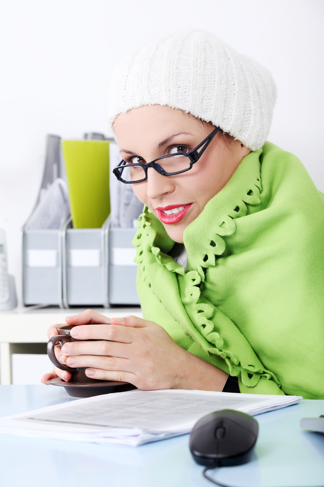 Women Are Freezing At Work Because Of Formula Created For