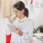 stylish-woman-at-work