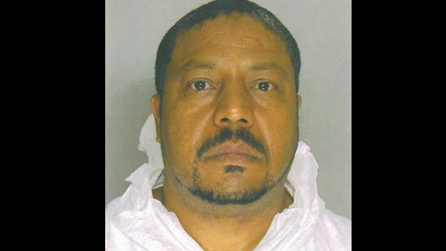 Mugshot of rape suspect Abdellah Elkaddi