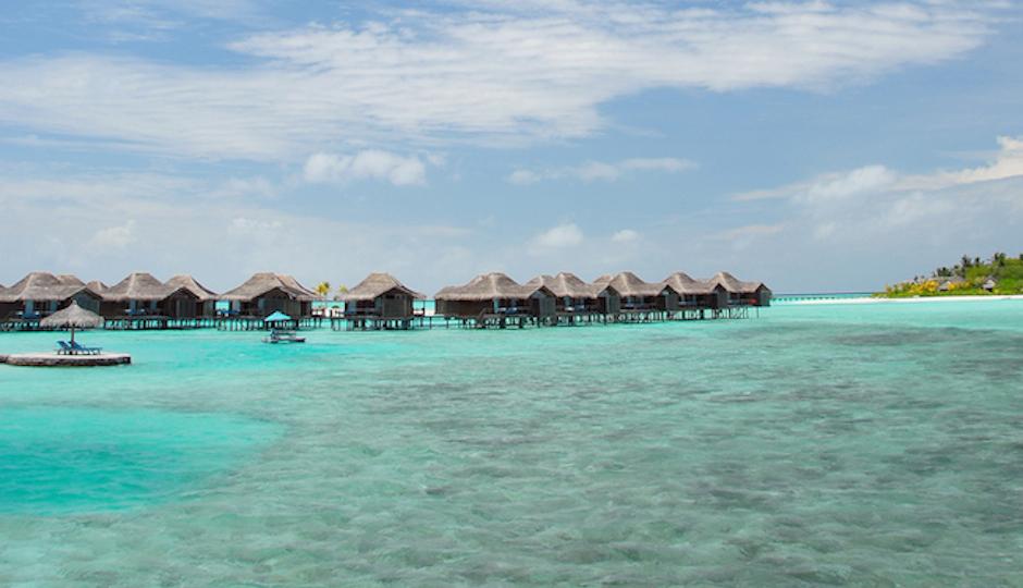 The bungalows on Veli at Anatara Maldives