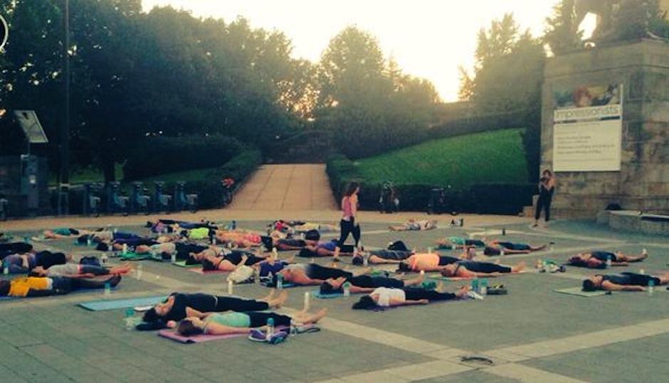 CoreFitness Yoga