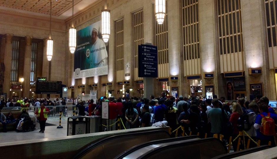30th Street Station. Photo   Bradley Maule