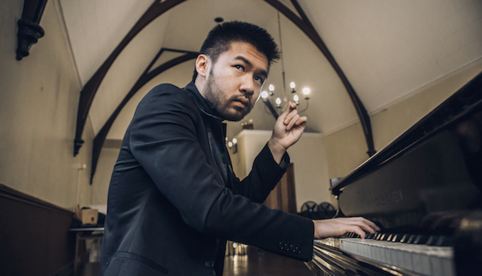 Conrad Tao is bringing his new work featuring iPad to The Chamber Orchestra of Philadelphia.
