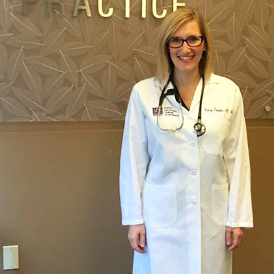Dr. Stacey Trooskin
