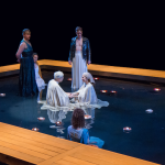"A scene from the 2013 Arena Theatre's production of ""Metamorphoses."""