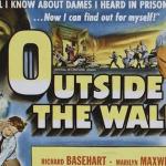 Artwork for the original movie poster.