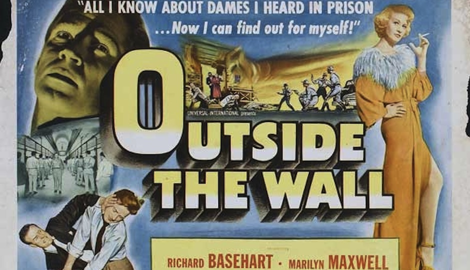 Artwork for the original movie poster.