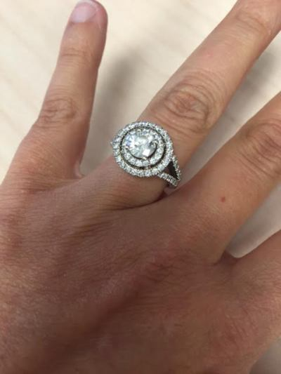 Fran's ring!