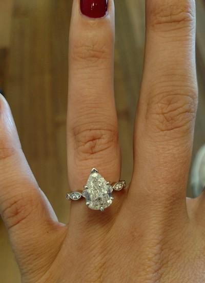 Jamie's ring!