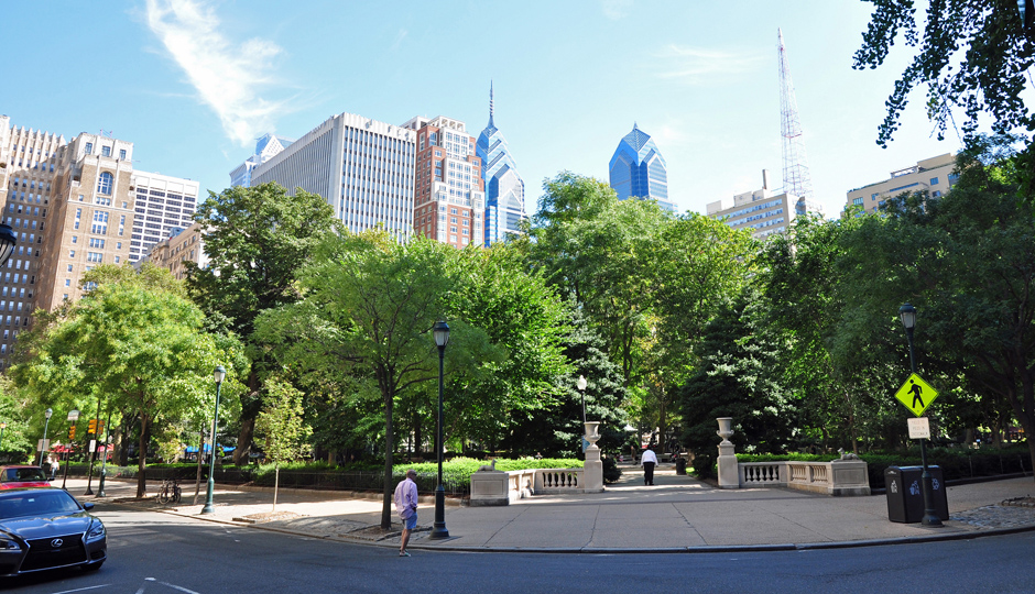 Rittenhouse Square | Photo by Flickr user Peter Miller