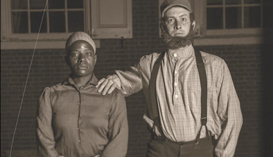 Fringe: Underground Railroad Game