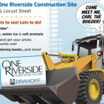 One Riverside Construction
