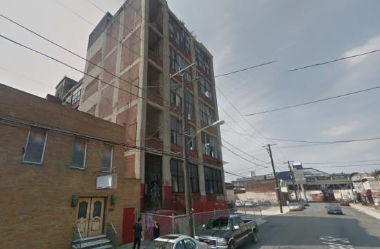 Orinoka Mills | Google Street View