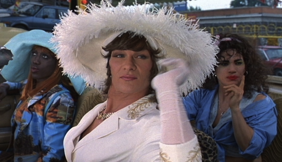 "A scene from ""To Wong Foo."""