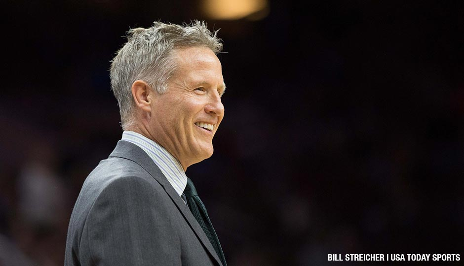 The Sixers and head coach Brett Brown have reached a contract extension that will keep Brown in Philadelphia through the 2018-19 season.