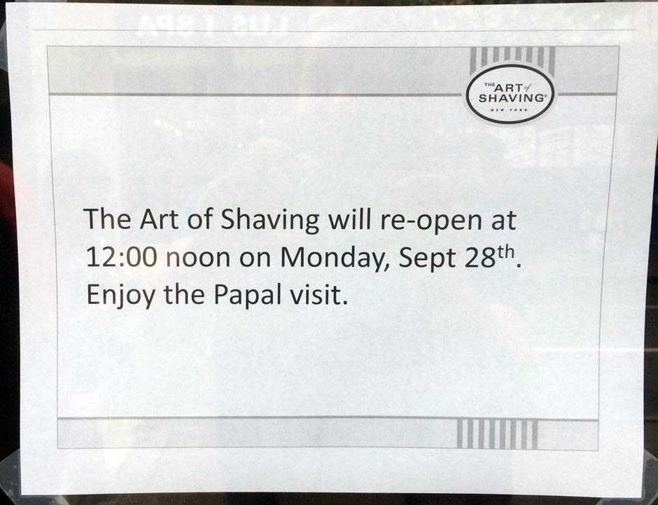 art-shaving