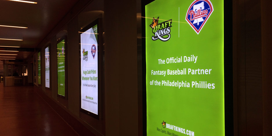 Dilworth Park station daily fantasy draftkings