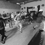 Beginner's Hip Hop at Koresh Dance Company   Photograph by Gene Smirnov