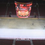 Flyers Wells Fargo Center rink ice timelapse still