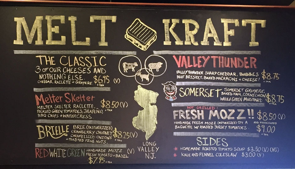 meltkraft-menu-board