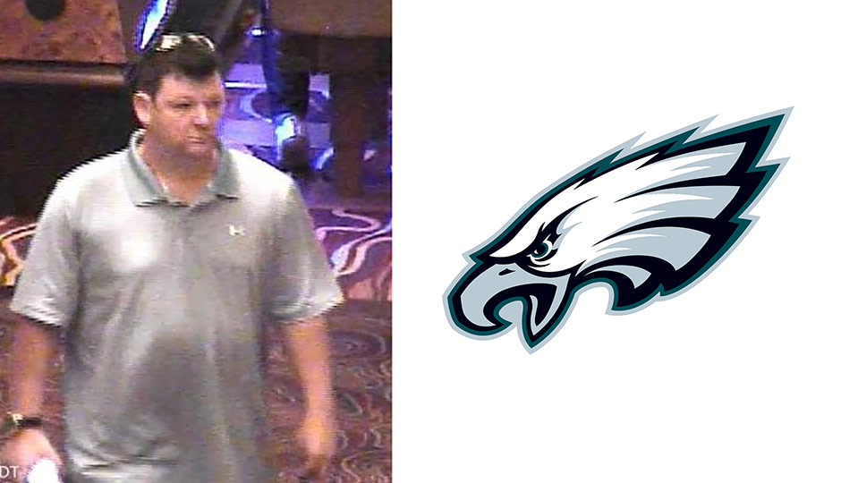 This man sold fake Eagles tickets at Parx, say police