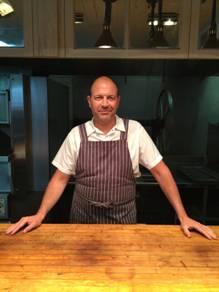 Chef Paul Martin