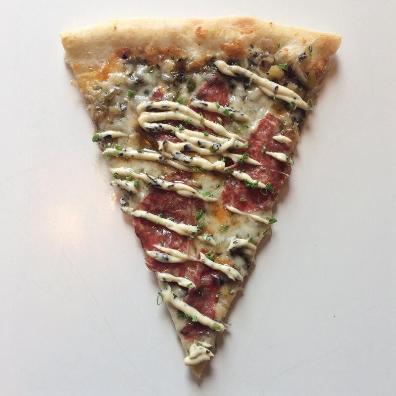pizza brain square