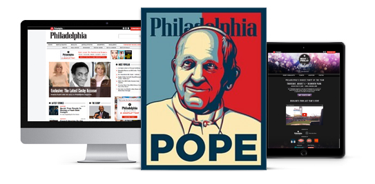 Philadelphia magazine Digital, Print and Experiential