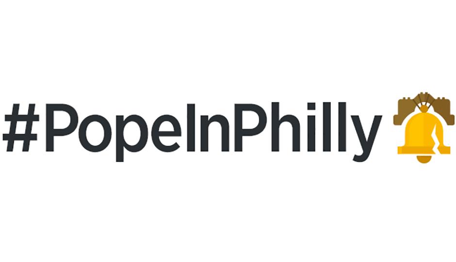 #PopeInPhilly emoji