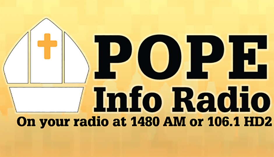 Pope Info Radio logo