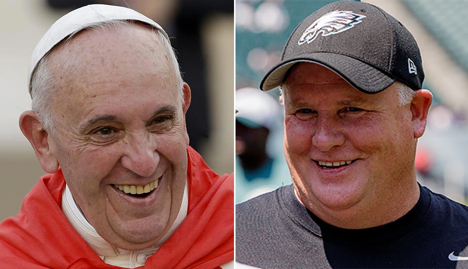 The Pope, Chip Kelly