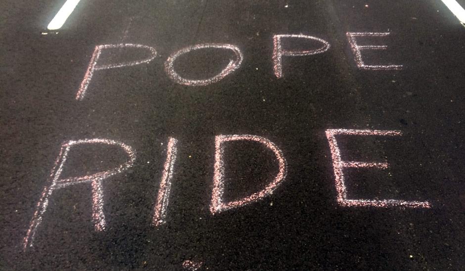 pope-ride