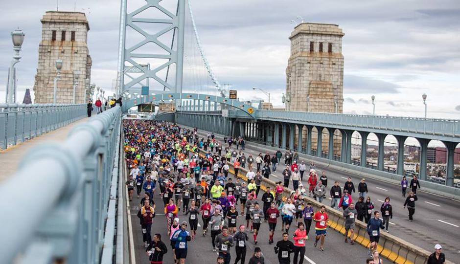 Cooper Norcoss Run the Bridge   Photo via Facebook