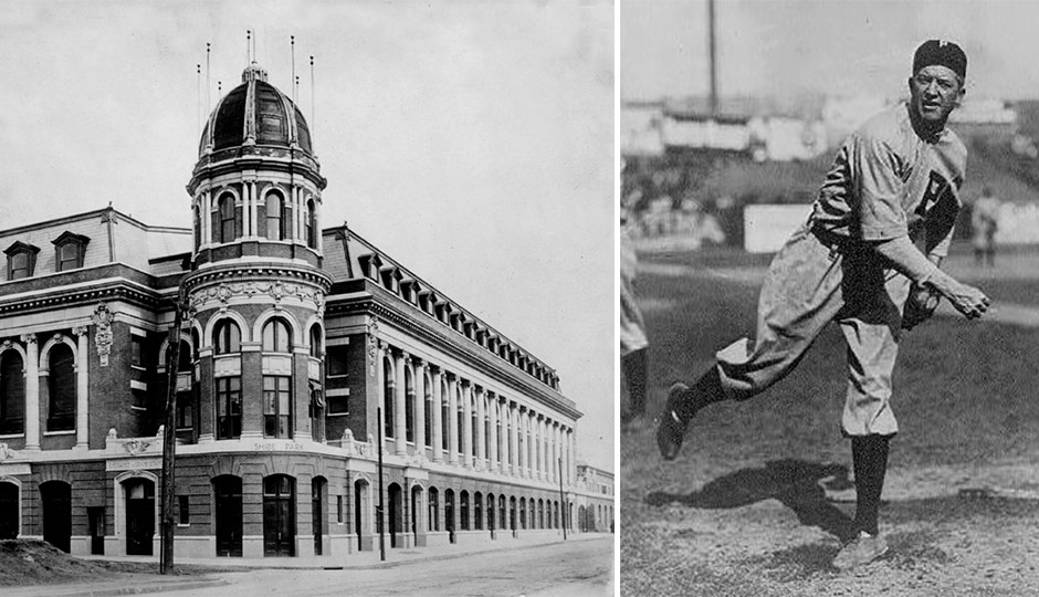 Shibe Park and Grover Cleveland Alexander