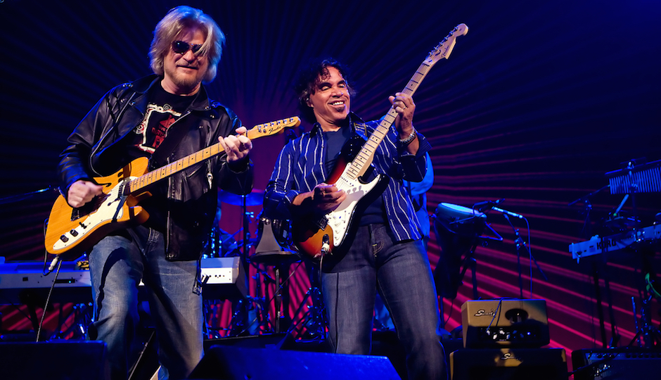Hall & Oates open the Fillmore with a sold-out show on Thursday. | Mat Hayward / Shutterstock.com