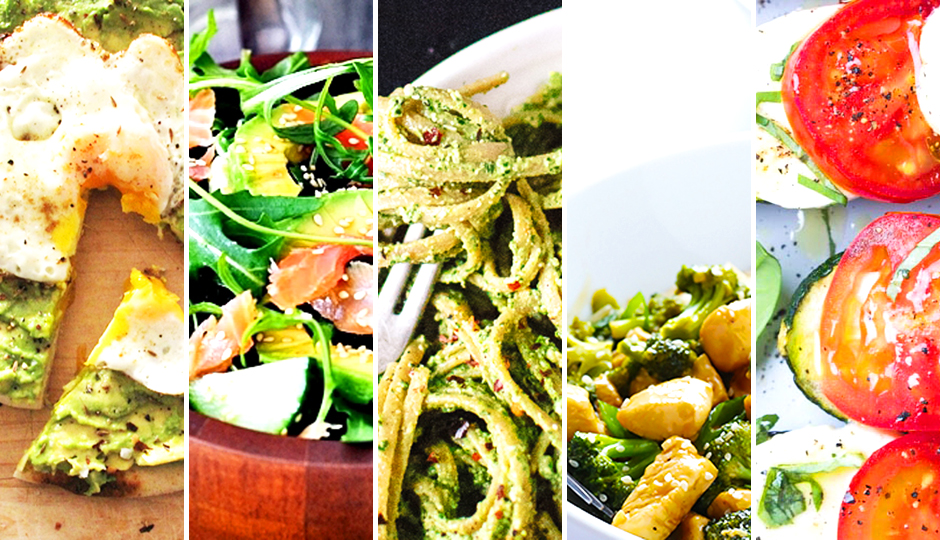 what to eat- fast dinners