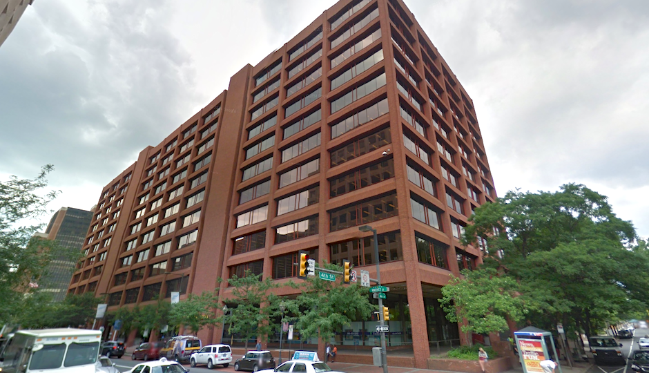 The American Bible Society will relocate to 401 Market Street. | Via Google Street View