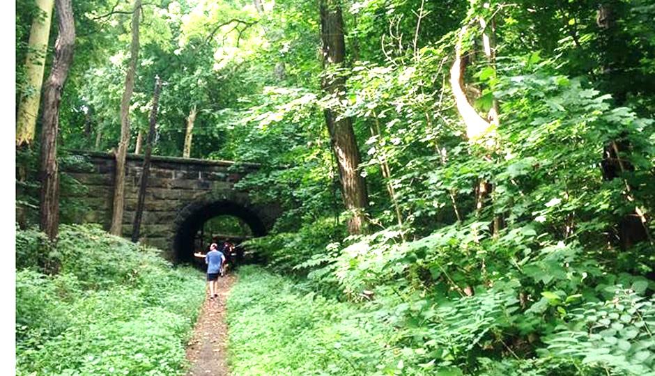 Belmont Plateau Trails | Photo via Facebook