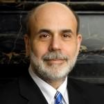 Former Federal Reserve Chair Ben Bernake.
