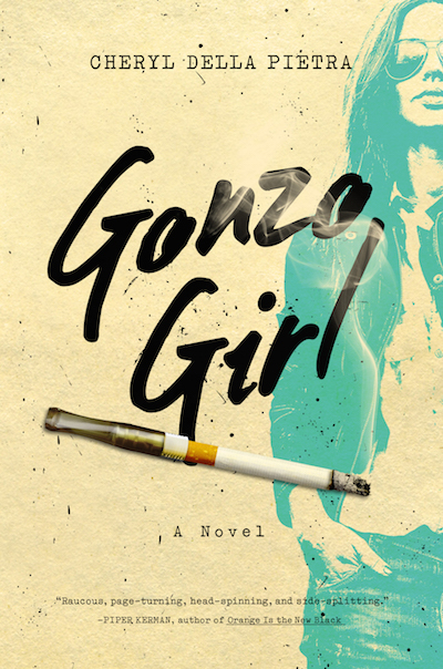 Gonzo Girl cover image