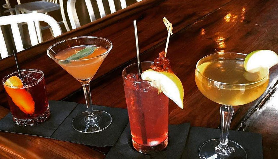 Fall Cocktails at Heritage | Photo via Heritage