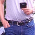 The Ion Belt. (Photo courtesy of Ion Tech Wear.)