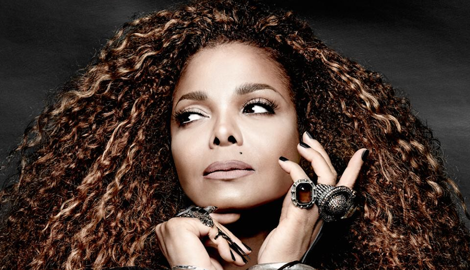 From Janet Jackson's official Facebook page.