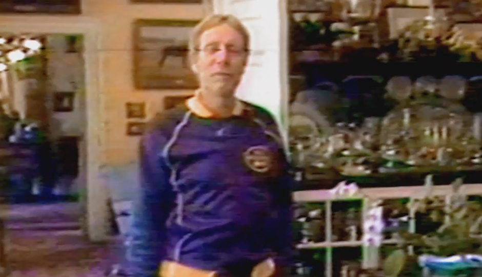 du Pont, in a still from video in the documentary.
