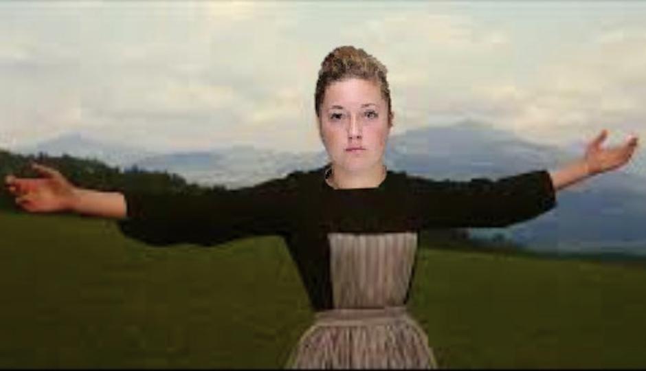 Knott as Maria
