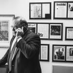 Allan Domb in his Rittenhouse Square office. Photograph by Colin Lenton
